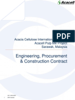 FIDIC EPC Contract Example