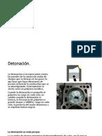 Detonacion(Motores C.I.)