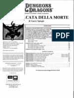 D&D ITA CM2 Cavalcata Della Morte (solo modulo)
