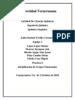 Universidad Veracruzana Reporte 6