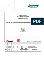 Hse Plan for Construction, Commissioning and Pre-commissioning