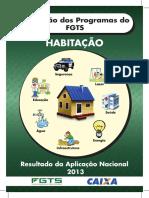 Metodologia avaliação habitação