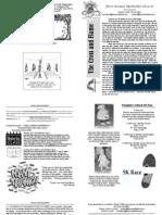 Newsletter October 2010