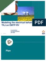 Modeling - EMTP-RV UGM April 3 2012