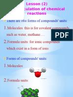ppt  lesson 2 chemistry