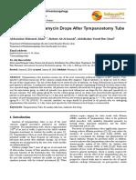 jurnal prophilactic tobramycin