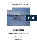 Flight Maneuvers Guide C-172
