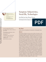 Biehl, J. and Moran-Thomas, A. (2009) Symptom.. Social Ills, Technologies