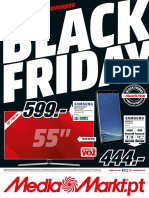 Folheto Black Friday MediaMarkt 20.11.2018