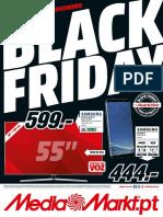 Folheto Black Friday MediaMarkt 20.11.2018