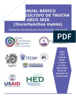Manual Basico Para El Cultivo de Trucha Arco Iris-1