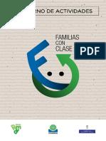 Familias Con Clase - Cuaderno Actividades