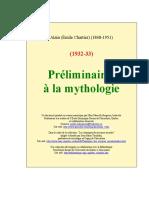 Alain - Préliminaire à la mythologie.pdf