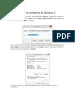 Cómo eliminar la contraseña de Windows 8.pdf