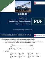 Clase 4 (Estática-UCV)