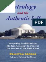 [Demetra George] Astrology and the Authentic Self(B-ok.xyz)