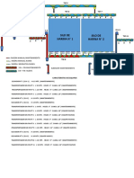 Flujograma de Equipos Transpotadores de Silos de Harina