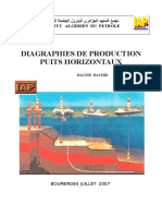 Diagraphies de Production