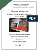 Lab 10 - Laboratorio CIM