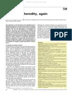 Rethinking heredity, again.pdf