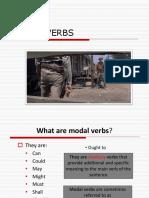 Modal Verbs (6)