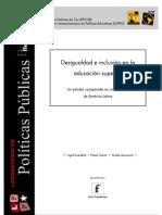 Sverdlick, Ingrid, Ferrari, Paola y Jaimovich, Analía - Desigualdad e inclusión en la educación superior