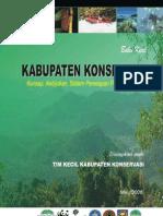 Buku Kecil Kabupaten Konservasi