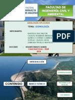 diapositivas SISMOLOGÍA