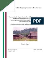 Inventario de PFNM Helena Bager