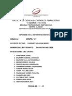 Informe Final Resumen. II