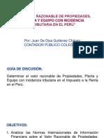 Presentación NIC 16  Valor razonable+.pptx