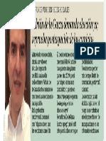 23-11-18 Adrián de la Garza demanda elección ya; reprueba postergación de los comicios