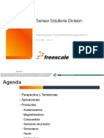 FreeScale sensors design