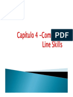 Capitulo4 -Command Line Skills