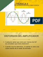 1 Unid 1 Electr II Distorsion Amplificadores Oct2018 - Feb