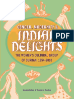 Gender, Modernity and Indian Delights