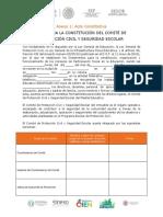 Anexo 1 Acta Cnstitutiva Para Llenar