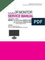 LG LCD MONITOR L194WT
