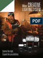 Creative Lighting Brochure