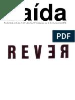 Revista Saida 13 Rever Branca