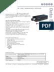 Datasheet camara IP