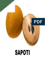 SAPOTI