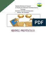 Redes y Protocolo