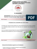 Exposicion Biodiesel