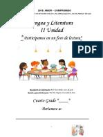Compendio de Lenguay Literatura II Bimestre
