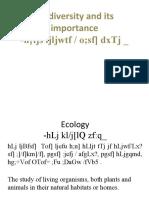 Biodiversity (2)
