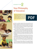 Your Philosophy of Education