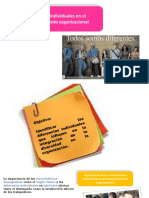 3.- Comportamiento organizacional