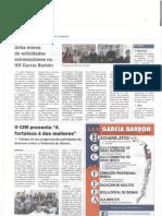 Unha morea de actividades extraescolares no IES García Barbón