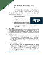 Apec Operations Manual